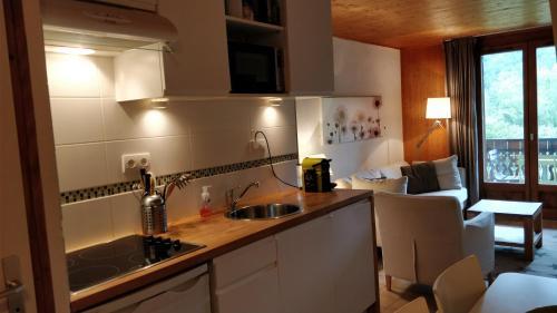 Between lake en ski resort - Apartment - Thollon-les-Mémises