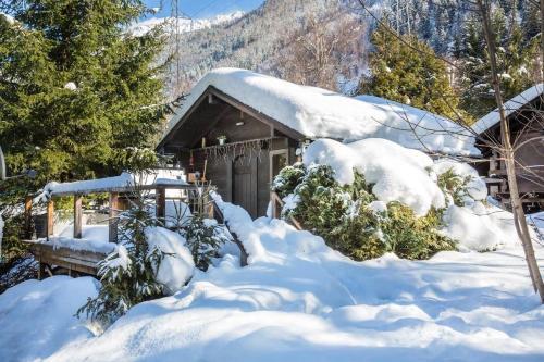 Le Petit Chalet Mont-Blanc Chamonix
