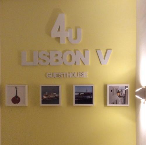 4U Lisbon V Guesthouse
