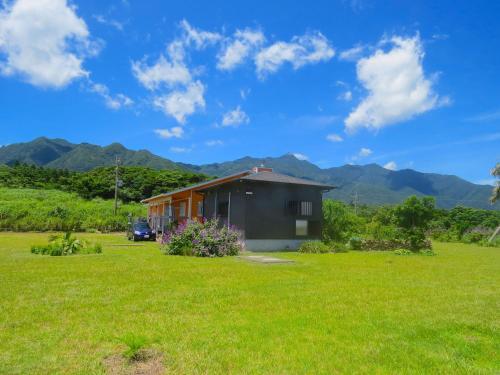 屋久島橙色小屋 Cottage Orange House Yakushima