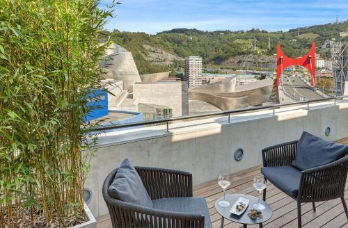 Nerua Guggenheim Bilbao Bilbao A Michelin Guide Restaurant