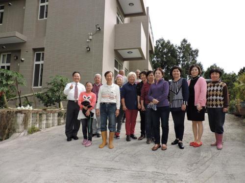 Shan Hu Lian Homestay