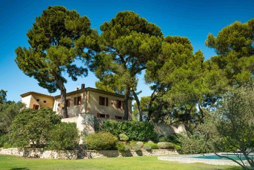 Domaine de Saint Clair - Chambre d'hôtes - Aix-en-Provence
