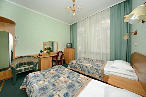 Yaroslavskaya Hotel - image 7