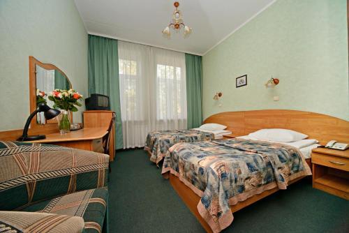 Yaroslavskaya Hotel - image 8