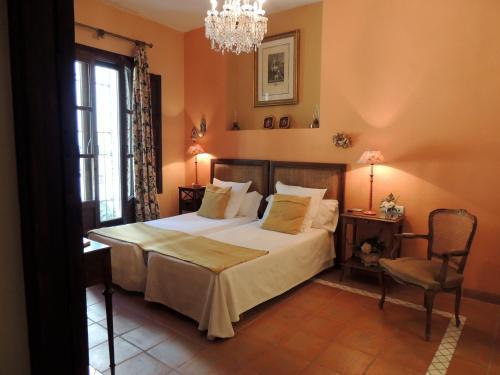 Habitación Doble Especial Palacio del Cobertizo de Santa Ines 34