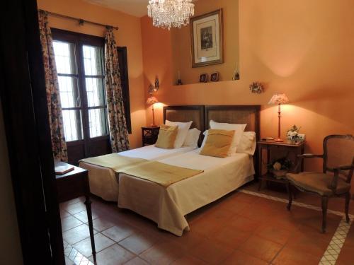 Habitación Doble Especial Palacio del Cobertizo de Santa Ines 33