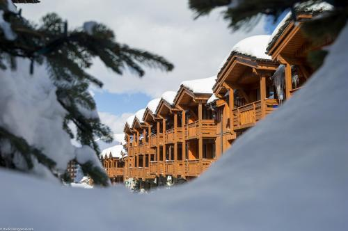 Residence Les Chalets du Forum - maeva Home Courchevel 1850