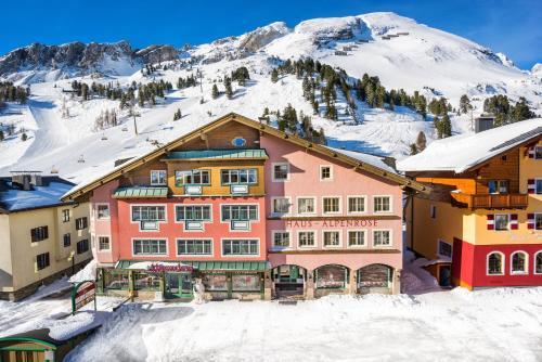 Apartments & Garni Alpenrose Obertauern