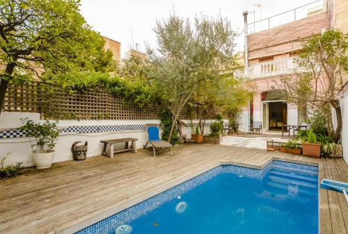 Barcelona Pool Villa impression