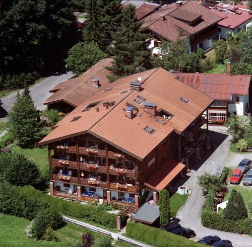 Gästehaus zur Färbe Apartments Oberstdorf