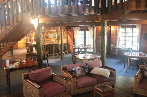 Tsitsikamma Lodge Spa In South Africa