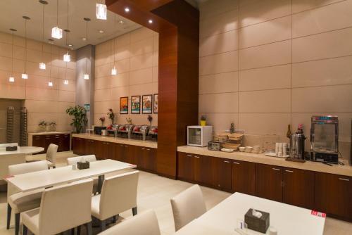 . Jinjiang Inn Style Cangzhou Development Zone