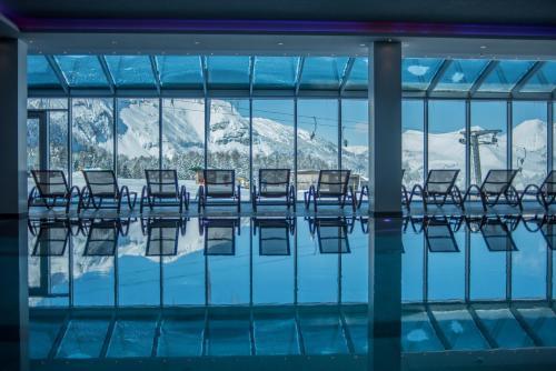 Hotel Almschlössl&Schrotteralm - Accommodation - Obertauern