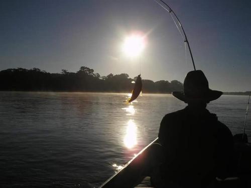 Foto de Hotel/Pousada Pescatur