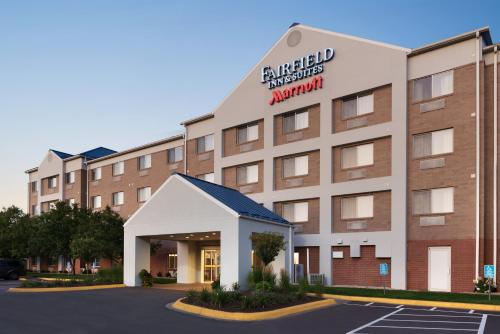 Hotel Fairfield Inn & Suites Minneapolis Bloomington/Mall of America