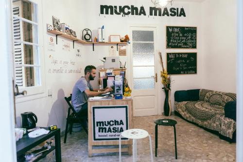 Mucha Masia Hostel Rural Urba photo 21