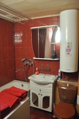 Olimpiyskaya 89 Apartments, Apatity gorsovet