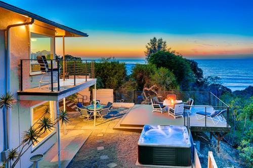 #1740 - Endless Vistas on the Cove Four-Bedroom Holiday Home