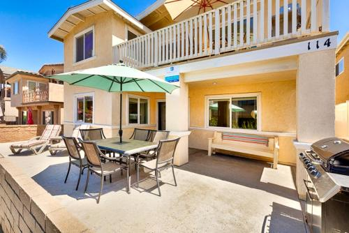 Nb 114a Newport Beach Bliss I Four Bedroom Apartment In Ca