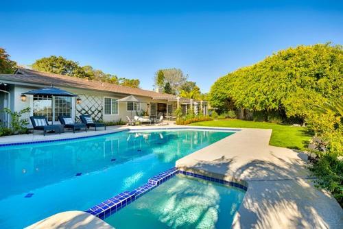 #6383 - La Jolla Scenic Retreat Four-Bedroom Holiday Home