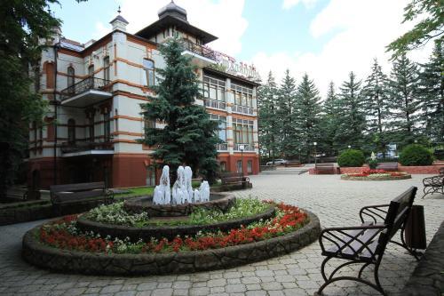 Pansionat Shaliapin - Kislovodsk
