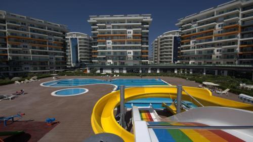 Avsallar Luxury Siberland Residence ulaşım