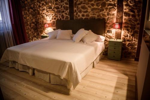 Standard Double Room - single occupancy De Aldaca Rural - Only Adults 13