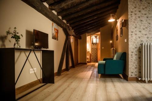 Deluxe Double Room - single occupancy De Aldaca Rural - Only Adults 16
