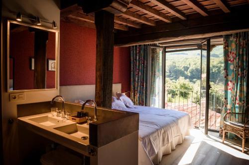 Deluxe Double Room - single occupancy De Aldaca Rural - Only Adults 13