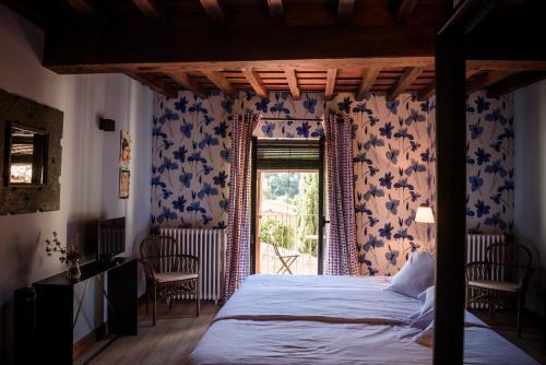 Deluxe Double Room with Terrace - single occupancy De Aldaca Rural - Only Adults 15