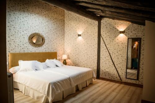 Deluxe Double Room - single occupancy De Aldaca Rural - Only Adults 17