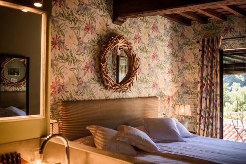 Deluxe Double Room with Terrace - single occupancy De Aldaca Rural - Only Adults 13