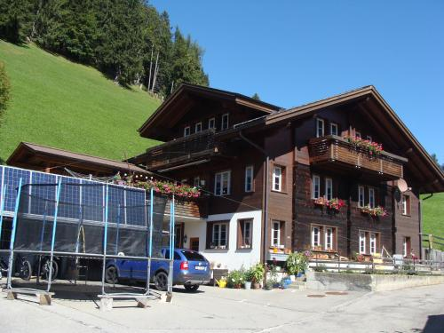 Chalet Sunnegg - Adelboden