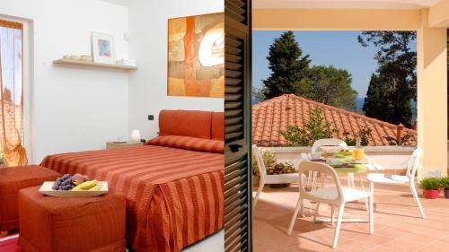Accommodation in Cogoleto
