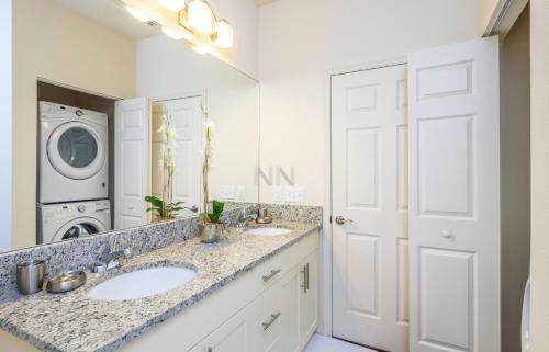 Three Bedroom Vacation Townhouse 32ob05 West Lucaya - Kissimmee, FL 34747