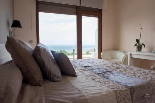 Habitación Doble con vistas al mar - 1 o 2 camas Hotel Naturaleza Mar da Ardora Wellness & Spa 21