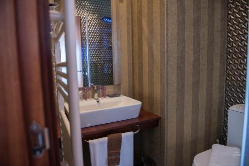 Habitación Doble con vistas al mar - 1 o 2 camas Hotel Naturaleza Mar da Ardora Wellness & Spa 20