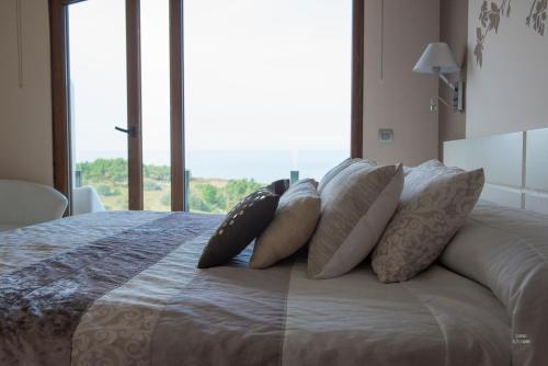 Habitación Doble con vistas al mar - 1 o 2 camas Hotel Naturaleza Mar da Ardora Wellness & Spa 15