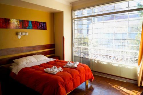 Hotel Pirwa Garcilaso Hostel
