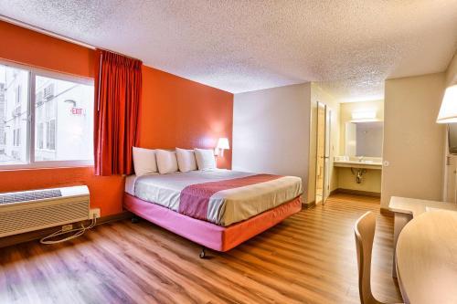 Motel 6 San Francisco Downtown - San Francisco, CA CA 94109