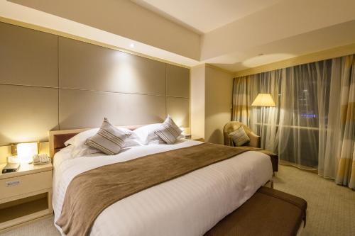 Regal International East Asia Hotel Двухместный номер «Премьер» с 1 кроватью или 2 отдельными кроватями