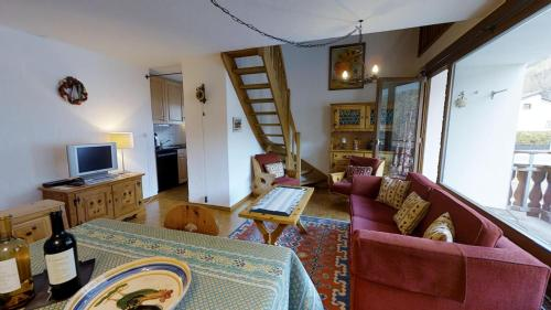 Sur Ovas 8 - Apartment - La Punt-Chamues-ch