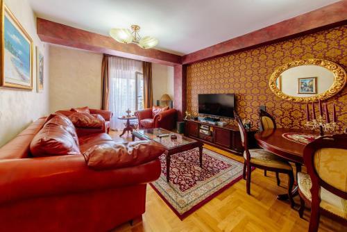 . Living apartment