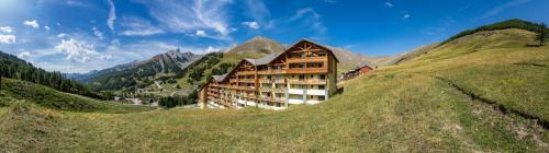 Les Cimes Du Val D'Allos - Hôtel - Allos