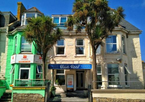 Blue Reef Lodge, Porth, Cornwall
