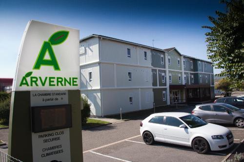 Brit Hotel Essentiel Arverne   Clermont Ferrand Sud