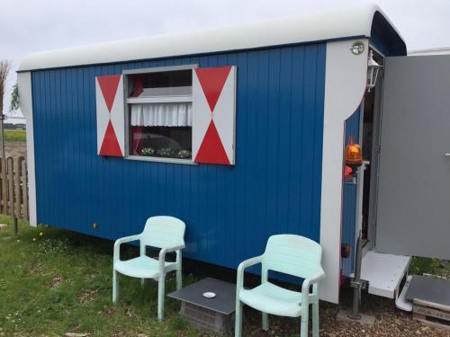 B&B boerderij rust, in pipowagens!, Den Helder