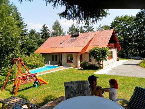 Penzion Bor - Accommodation - Náchod