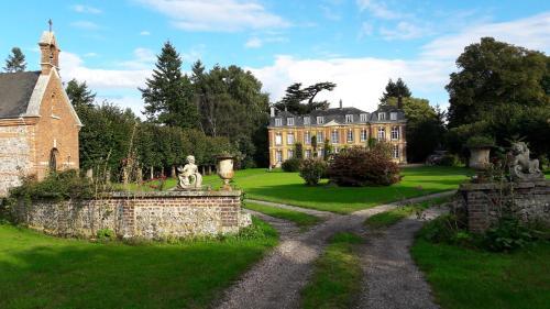 chateau du mont perreux - Chambre d'hôtes - Saint-Martin-du-Vivier